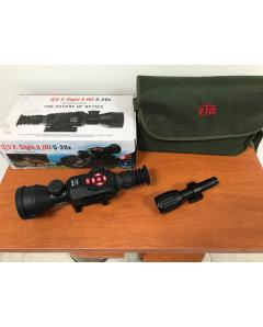 Rifle scope ATN X-Sight II HD 5-20x85