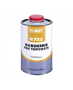 H753 Hardener For Topcoats Normal