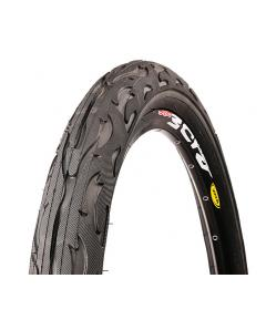 Kenda Flame Black BMX Bike Tire 20 x 2.25 K1008A