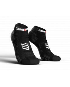 COMPRESSPORT V3 TRAIL PRO RACING SOCKS SOCKS -Μαυρη  Κοκκινη