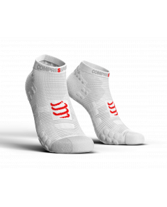 COMPRESSPORT V3 TRAIL SMART PRO RACING SOCKS -Ασπρη