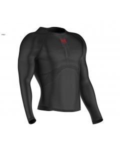 COMPRESSPORT 3D THERMO Ultralight Long Sleeve 70g black
