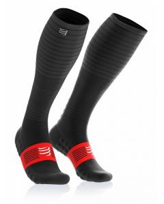 COMPESSPORT FULL SOCK OXYGEN ΜΑΥΡΗ