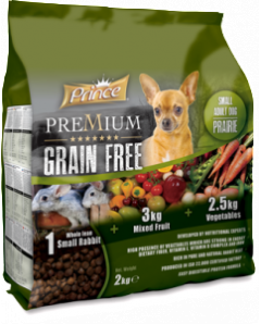 Grain Free Prairie Small κουνελι 2kg