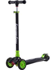 Royal Baby  Basic Adjustable Scooter Green   Black