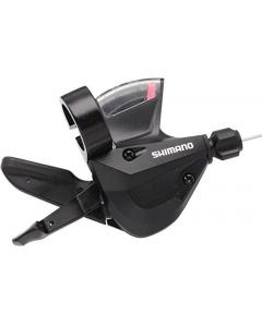 Shimano SL-M315-2L shift lever, band on, 2-speed, left hand