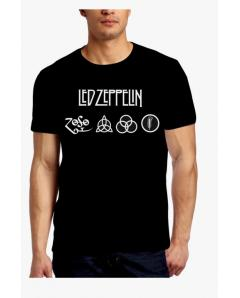 Led Zeppelin stamp T-Shirt