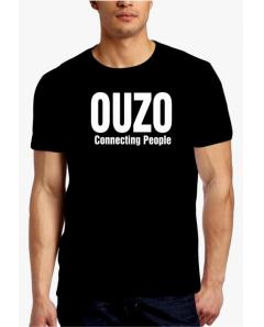 Ouzo - Connecting People, T-shirt