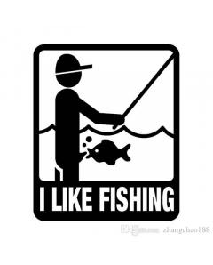 i like fishing