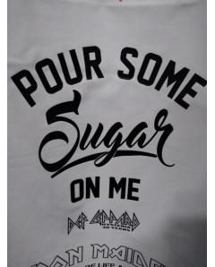 pour some sugar on me