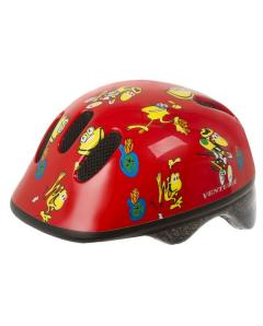 Ventura Kids Frogs Helmet - Red