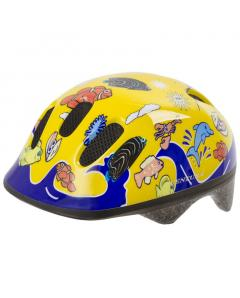 VENTURA HELMET KIDS YELLOW FISH