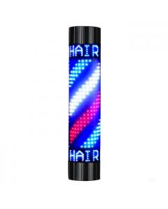 BARBER POLE Led Black light 125981