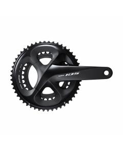 SHIMANO 105 FC-R7000 - HOLLOWTECH II - Road Crankset - 2x11-speed