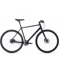 Cube Hyde RACE Black  n  Green  2020
