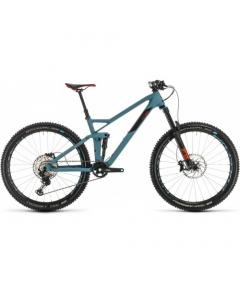Cube Stereo 140 HPC RACE 27 5 Bluegrey  n  Red   2020