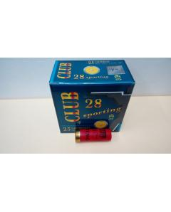 CLUB SPORTING No 7.5 28 gr