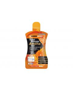NAMEDSPORT TOTAL ENERGY AMINO GEL Orange Flavour - 50ml
