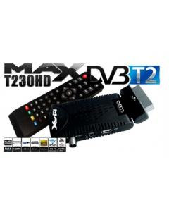 MAX 230 HD DVB-T2 MPEG4 FULL HD  IPTV Youtube....