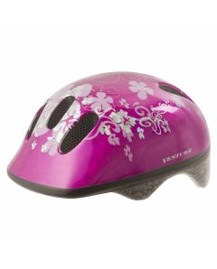 M-WAVE Flower KID-S children helmet