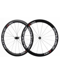 SHIMANO ROAD 700C  FR  WH-7900-C50-TU 1620H, RIM CARBON TUBULAR 50MM, OLD 100130MM