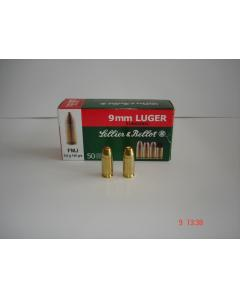 9 mm LUGER 140grs SUBSONIC