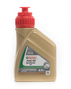 CASTROL FORK OIL SYNTHETIC 5W 0.5L