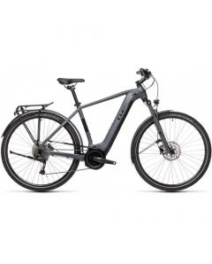 Cube Touring Hybrid One 400 Grey  n Black  2021