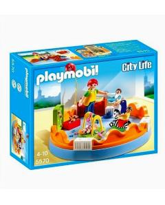 Playmobil CITY LIFE Baby Παιδική Χαρά 5570