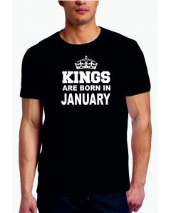 Kingsjanuary