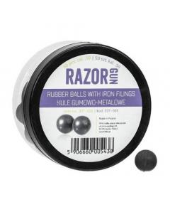 Rubber Bullets with Iron Fillings RAM .50 - 41 grs