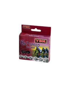 YBN S52  Chain 78 Speed 116 Link Suits 6-7 speed