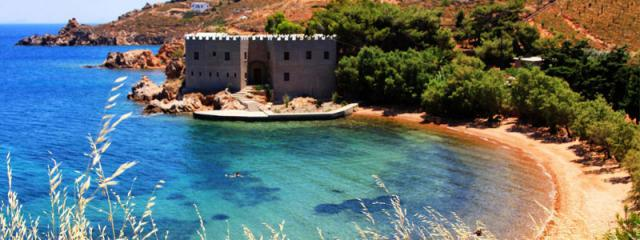 The 10 most famous beaches of Patmos