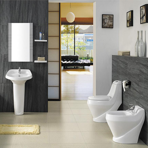 Sanitary Ware Placement