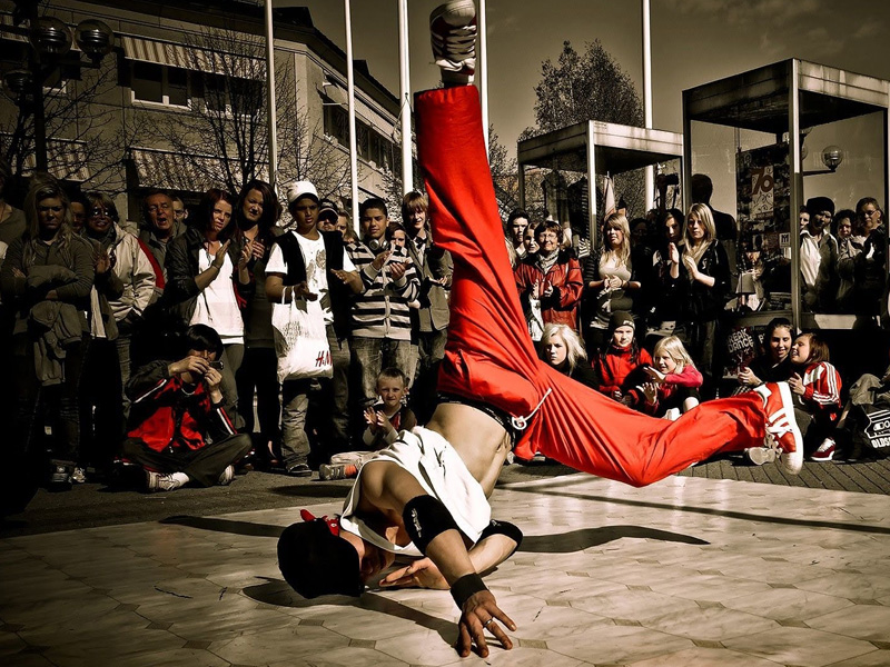 Break Dance {expo}