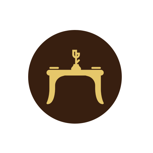 Constructions of Monastic Tables & Furniture {small}