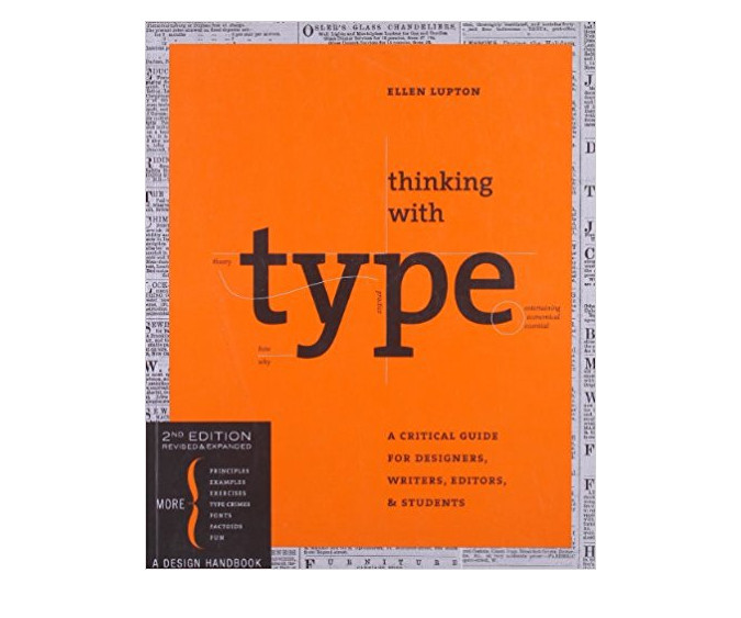 Thinking with type {small}
