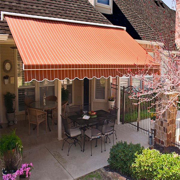 All types of awning systems