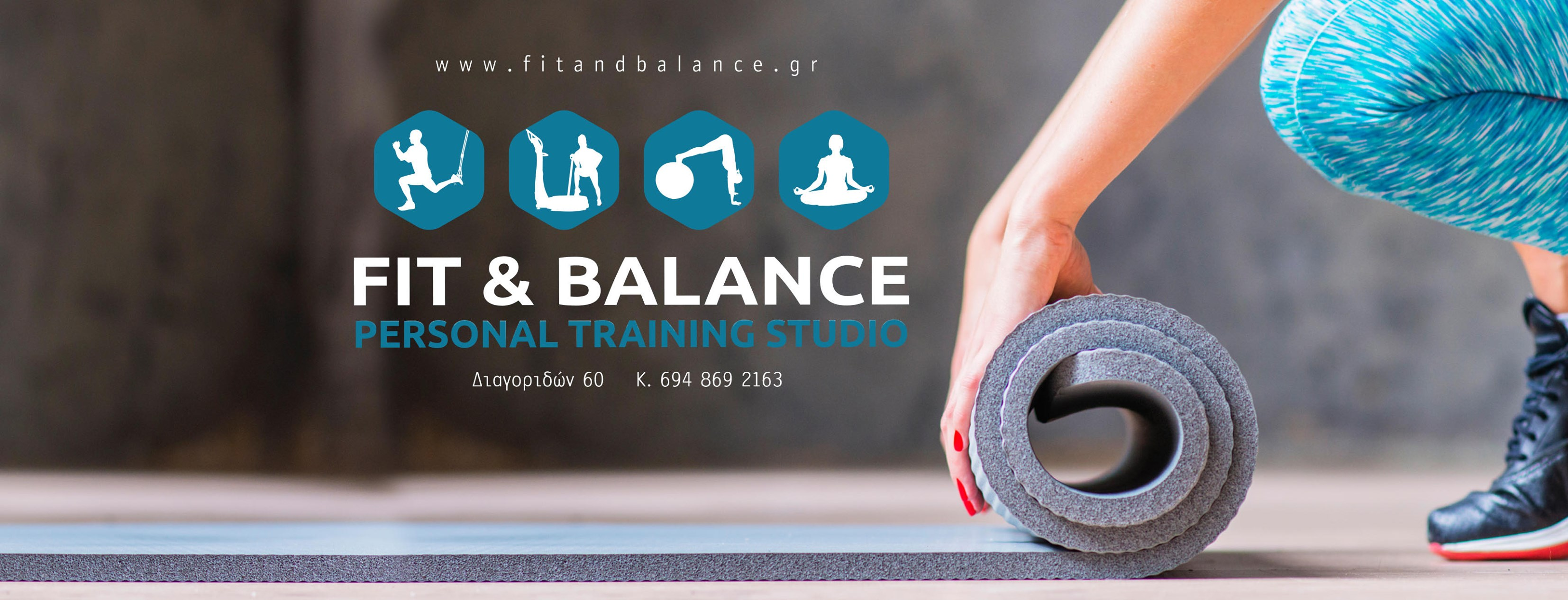FIT & BALANCE PERSONAL TRAINING STUDIO