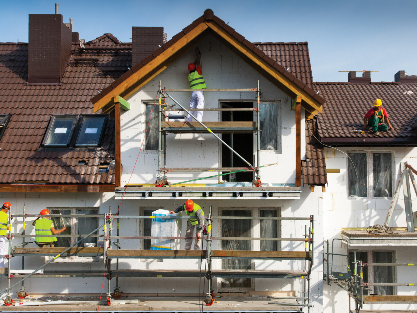 Thermal Insulation - Thermal Facades