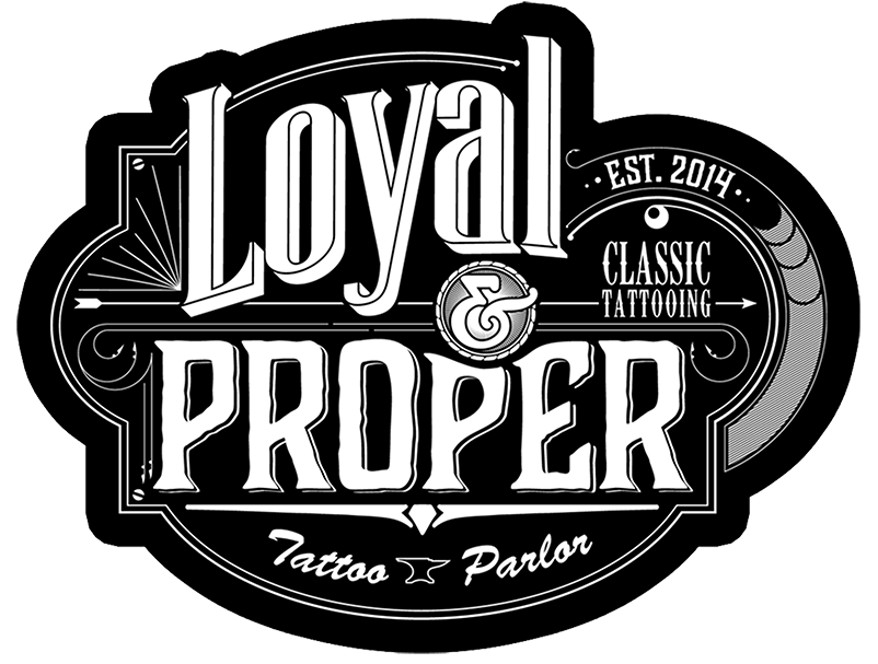 Tattoo Studio - Loyal and Proper - Tattoo & Piercings - Νέο Ηράκλειο - Αθήνα