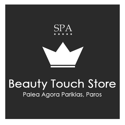 BEAUTY SERVICES PAROS - SPA PAROS - MANICURE - PEDICURE - BEAUTY TOUCH STORE