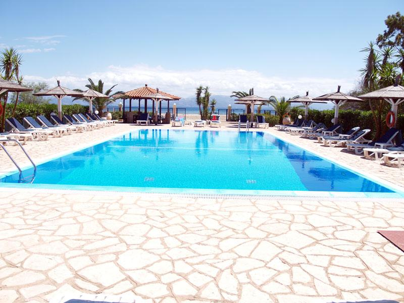 Sunrise Apartments Rooms To Let Kavos Lefkimi Corfu Accomodation Vacation