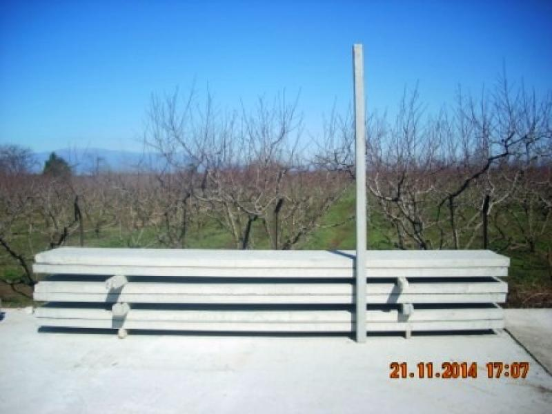 Prestressed Anti-hail Concrete Poles