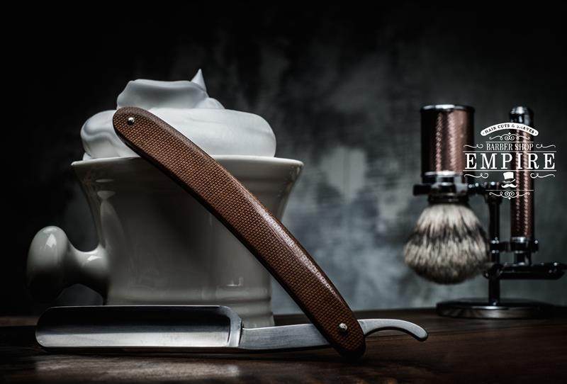 BARBER SHOP EMPIRE - HAIR CUTS AND SHAVES - ΚΟΥΡΕΙΑ ΠΕΙΡΑΙΑΣ - ΜΠΑΡΜΠΕΡΙΚΑ ΠΕΙΡΑΙΑΣ