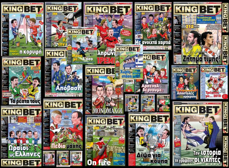 KING BET COVERS