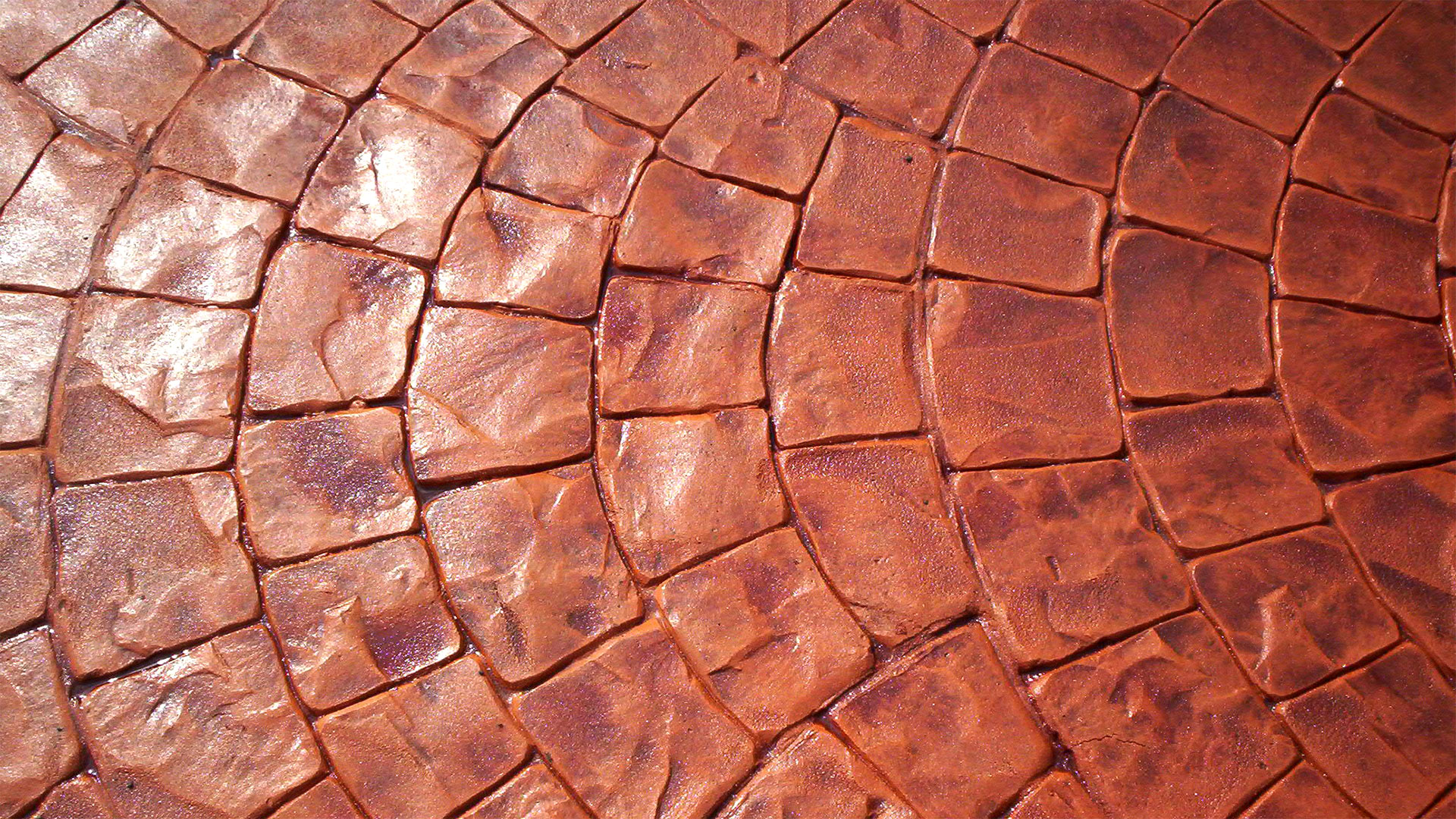 <h2>Stamped Floors</h2><p>We can install your favorite stamped concrete floor</p>