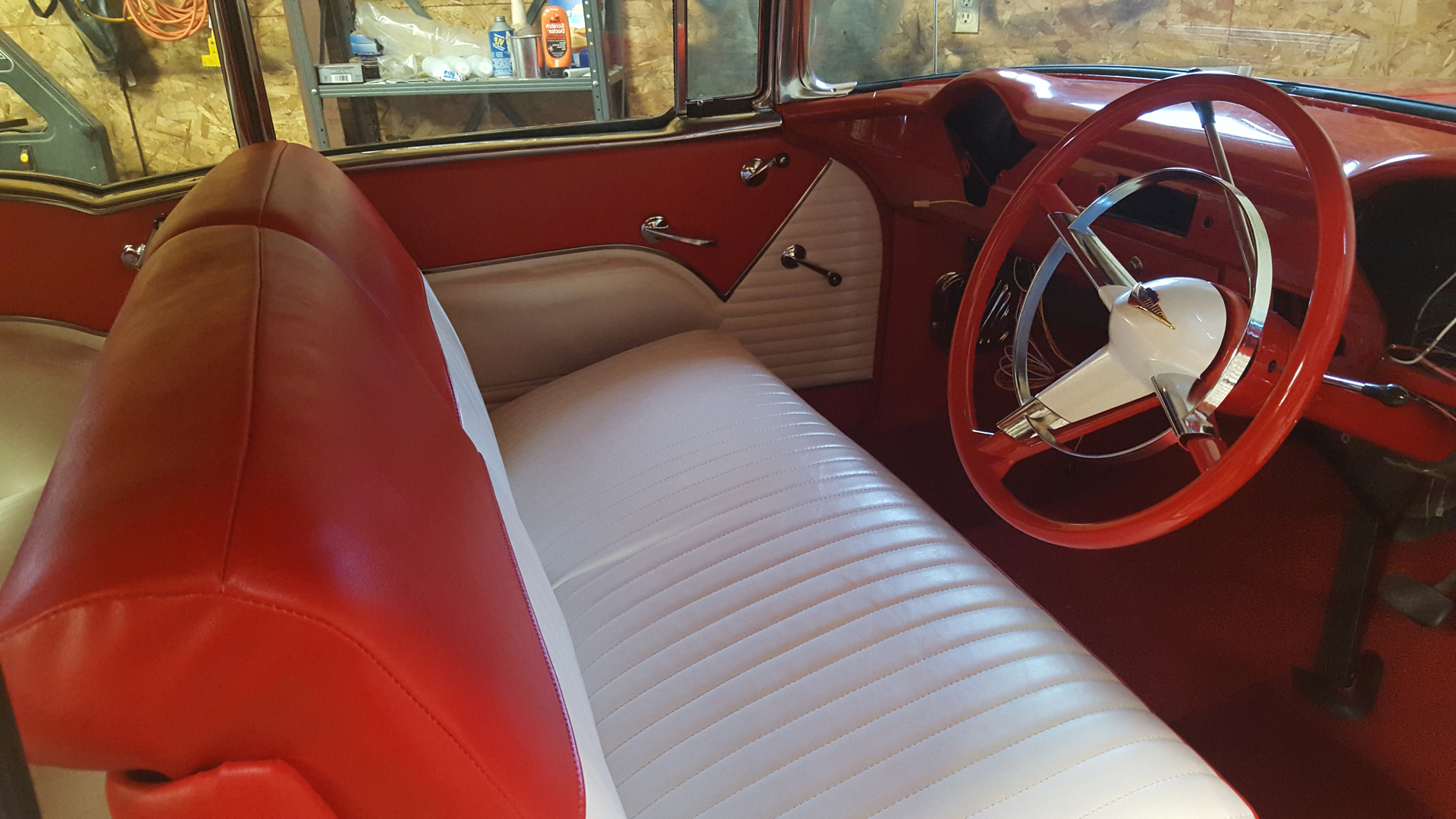 <h2>Vehicle Upholstery</h2><p>Repairs and replacement of seats in cars and motorcycles </p><div class='bgslideshowmore'><a href='http://www.kozi.4ty.gr/more2.php?l=en' >More...</a></div>